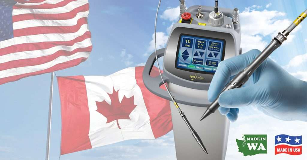 LightScalpel Available in Canada