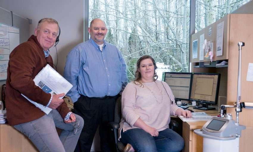 Medical Laser Support Team